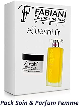 Pack Cuidado & Perfume Mujer – Crema de cuidado Kueshi & Perfume ...