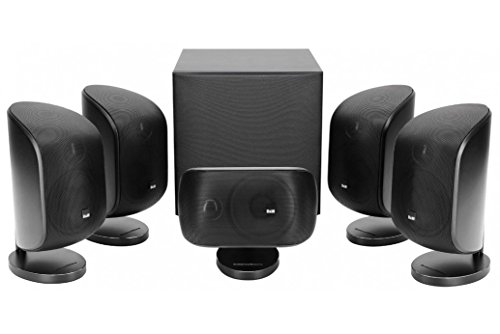 Bowers & Wilkins MT-50 5.1 Mini Home Theater System with ASW608 Subwoofer Speaker