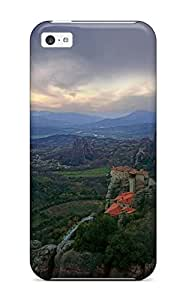 2817659K87373415 Pretty Iphone 5c Case Cover/ Meteora Series High Quality Case
