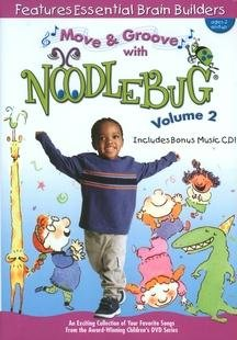 Image result for Move & Groove with Noodlebug, Volume 1