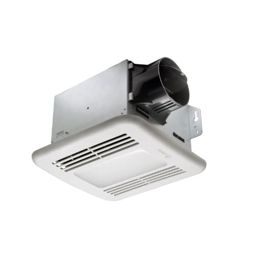 Delta BreezGreenBuilder GBR80LED 80 CFM Exhaust Bath Fan with LED Light durable service