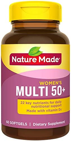 Nature Made Multi Softgels Softgel product image