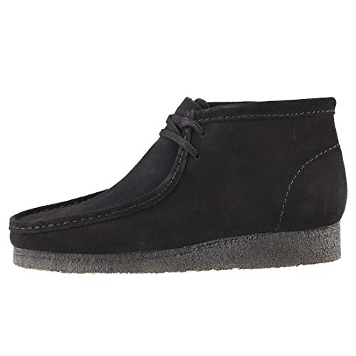 da Black Uomo Wallabee Stivaletti Black Boot Clarks An0qStwUn