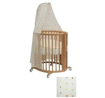 Stokke Sleepi Crib Canopy Pattern Art Dots  sc 1 st  Amazon.com & Amazon.com : Stokke Sleepi Crib Canopy Pattern: Art Dots : Baby