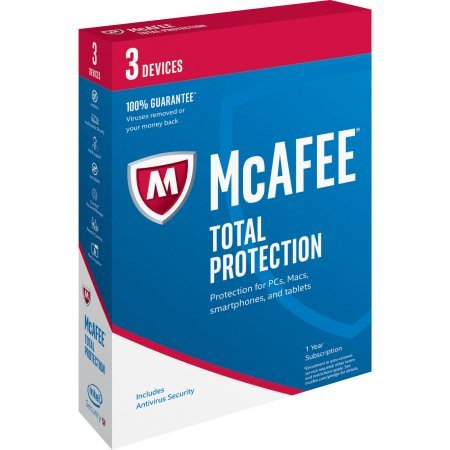 McAfee Total Protection 2016 Devices