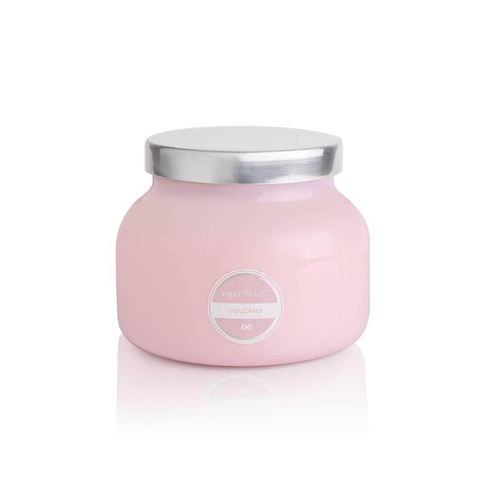 Capri Blue Signature Jar Volcano-Bubble Gum Pink Os