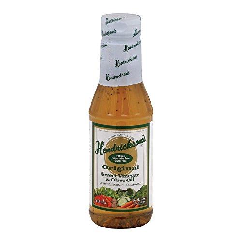 (Hendrickson's Sweet Vinegar Oil Dressing (6x16Oz))