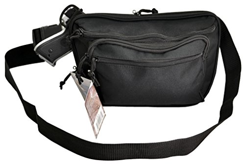 Explorer Tactical Quick Access Concealed Gun Fanny Pack Ambidextrous Design