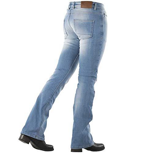 Taglia Overlap Homologue Harlow Blu Strada Donna 24 Jeans RnYawFq6