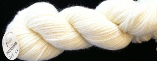 Paternayan Needlepoint 3-ply Wool Yarn-Color-260-White/Cream