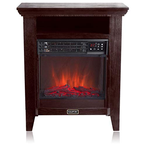EdenPURE Infrared Heat Extra-large Fireplace