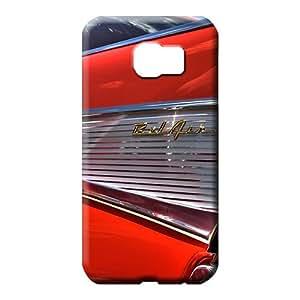 samsung galaxy s6 phone case skin Snap cases fashion 57' chevy