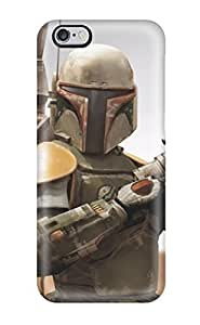 (dmPVKZw2508bMOve)durable Protection Case Cover For Iphone 6 Plus(star Wars)