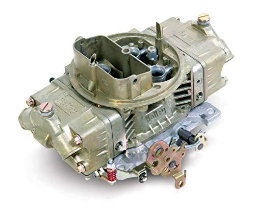 - Holley 0-9379 750 CFM Four Barrel Mechanical Secondary Competition Carburetor