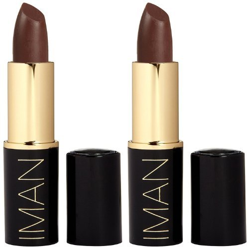 - Iman Cosmetics Luxury Lip Stain - Sultry