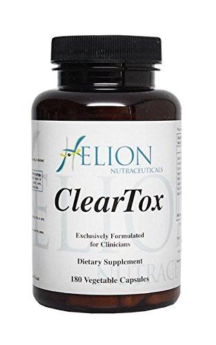 Amazon.com: cleartox – 180 ct Desintoxicación Apoyo Fórmula ...