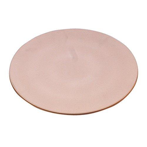 Ceramic Pizza Stone - 3/8 inch Thick 15 inch Diam. 1 (3/8 Inch Thick Stone)