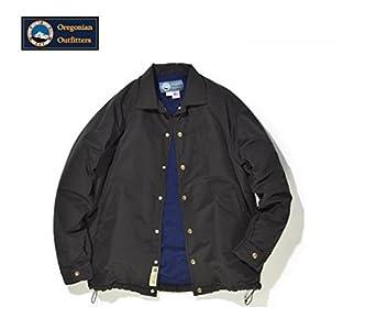 32f7a72a7b07 Amazon | Oregonian Outfitters オレゴニアンアウトフィッターズ レドモンド コーチジャケット2 ブラック コート アウター  アウトドア (XL) | コート・ジャケット 通販