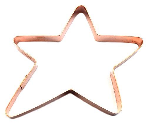Small Folk Art Star Cookie Cutter ()