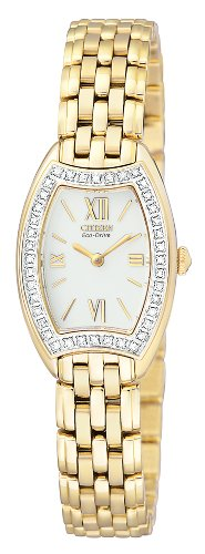 Citizen Women's EW9732-50A Eco-Drive Gold-Tone Watch