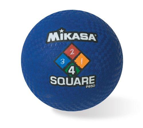 Mikasa Playground Ball (Blue, (Jelly Ball)
