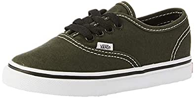 Vans Baby Boys Athletic & Outdoor, Dark Green, 18-24 moAU, 7 US