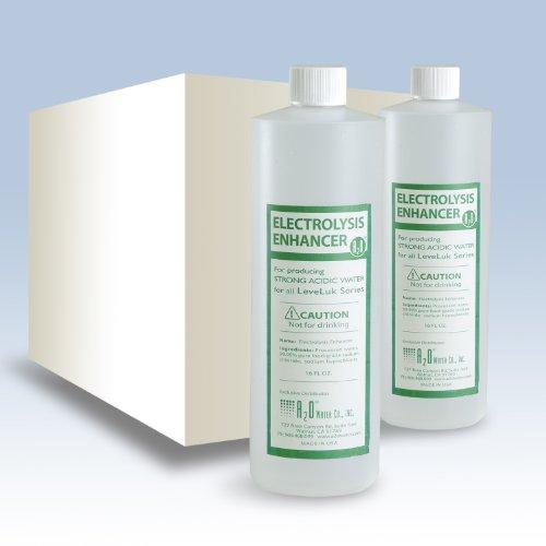 Electrolysis Enhancer - 16 Fl. Oz. (24 Bottles/pack) by Sanastec