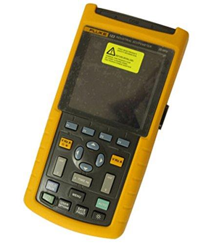 20 Mhz Oscilloscope (SSEYL Fluke 123 Industrial Scopemeter Industrial Oscilloscopes 20MHz 2.5 GS/s F123)