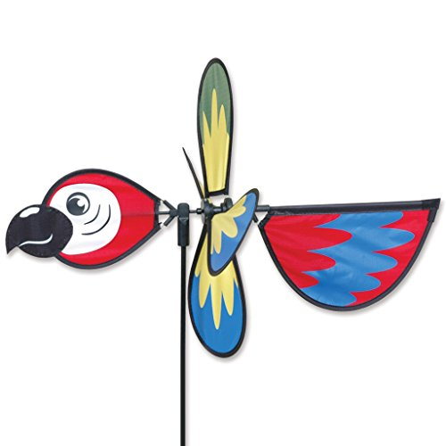[Petite Spinner - Parrot] (Parrot Costume Wings)