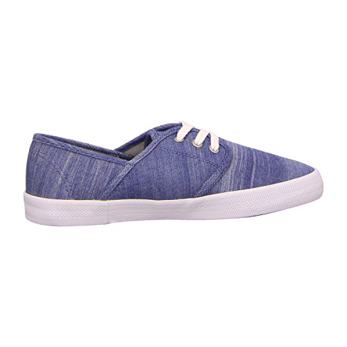 Zapatillas Hermosa Shoes Roxy Roxy Light Up Lace para Damen Mujer Blue FWnWxrw