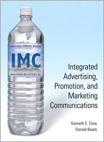 Advertisement, Promotion and Marketing?