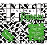 Double Sided Crossword II Jigsaw 550pc