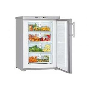 Liebherr GPesf 1466 Premium, 135 kWh/24h, A++, Plata, 850 mm, 610 mm, 602 mm - Congelador