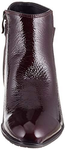 Bottes Ara Classics 74 Rot brunello Froide Courtes Doublure Toulouse Femmes ffaqvxw