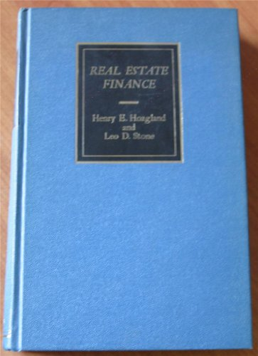 Real Estate Finance Text