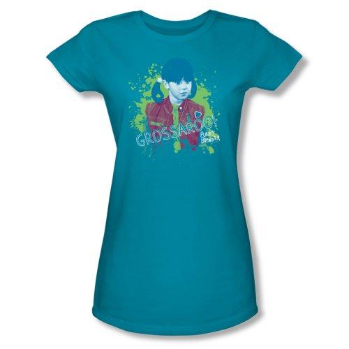 Punky Brewster Sitcom TV Series NBC Grossaroo! Juniors Sheer T-Shirt Tee