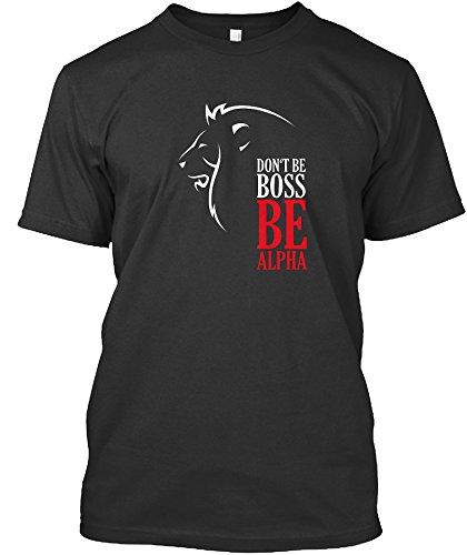 shirt Lion Donovan Avec Sérigraphie Impression Souple Pas Le Noir Pour Soyez L T Alpha p Ne Col Soit M Hommes Les Xl V Matériau En Patron A wtH4x5