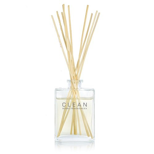 CLEAN Fresh Laundry Reed Diffuser | Crisp yet delicate scent of freshly laundered linens under clear blue skies. | Irresistible, Comforting Scent | 5 oz (Diffuser Reed Blue)