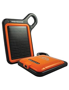 Highgear Altitech solarpod Cargador de Pilas con energía ...