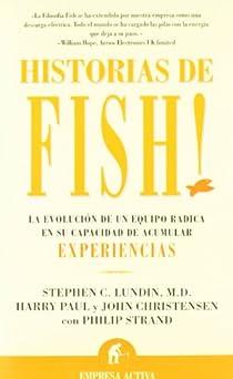 Historias de Fish! par Lundin