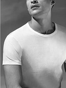 RAGNO Maglia T-Shirt Uomo Girocollo Mezze Maniche 100/% Cotone dalla Mis.3/° alla 7/° Bipack