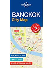 Lonely Planet Bangkok City Map 1st Ed.: 1st Edition