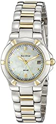 Citizen Women's EW1534-57D Eco-Drive Riva Two-Tone Watch
