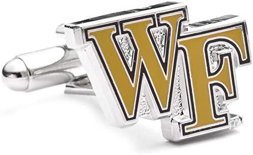 ウェイクフォレスト大学 デーモンディーコンズ カフスボタン pd-wake-sl