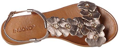 Inuovo 7146, Women's T-Brace Bronze