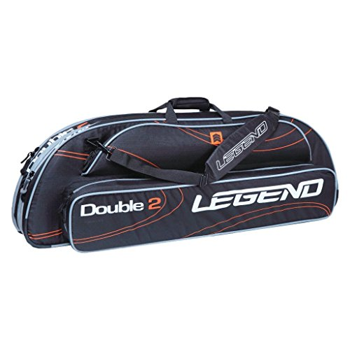 Legend Archery Double2 Compound Bow Case for Compound Bows up to 41.