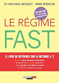 Book's Cover of Le régime Fast