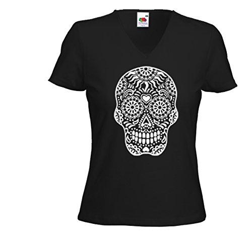 Fruit of the Loom - Camiseta - para mujer negro