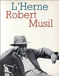 Robert Musil par Marie-Louise Roth