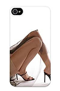 Creatingyourself Snap On Hard Case Cover Anna Friel Protector For Iphone 4/4s
